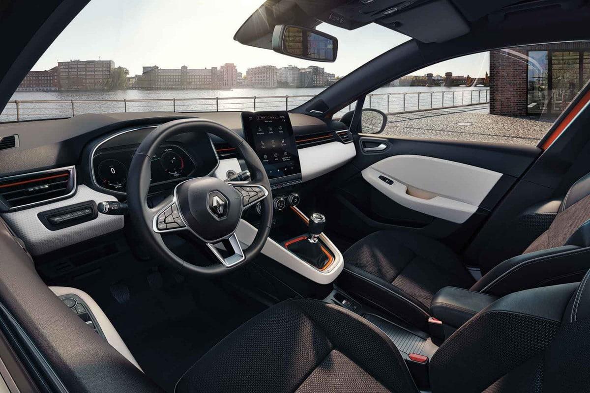 Intérieur Renault Clio 5
