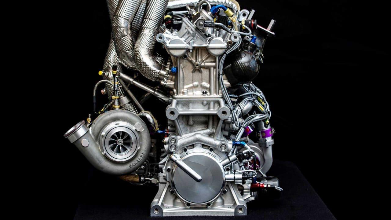 Audi DTM moteur