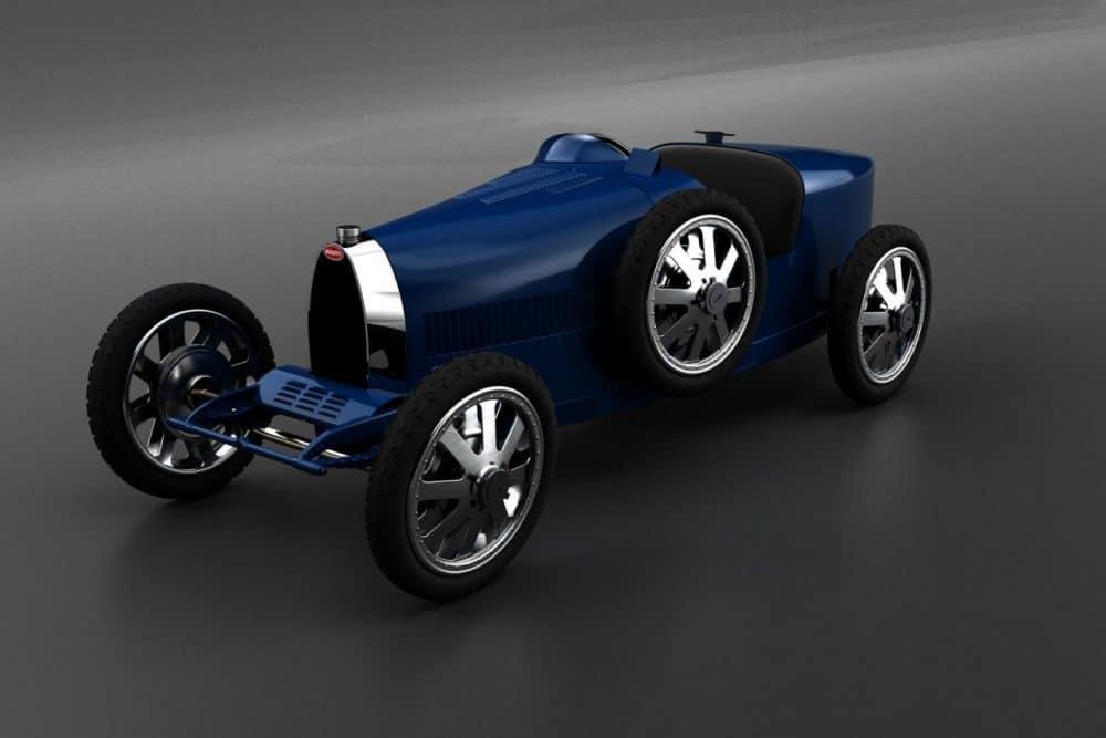 Bugatti Baby II Type 35 (2019)