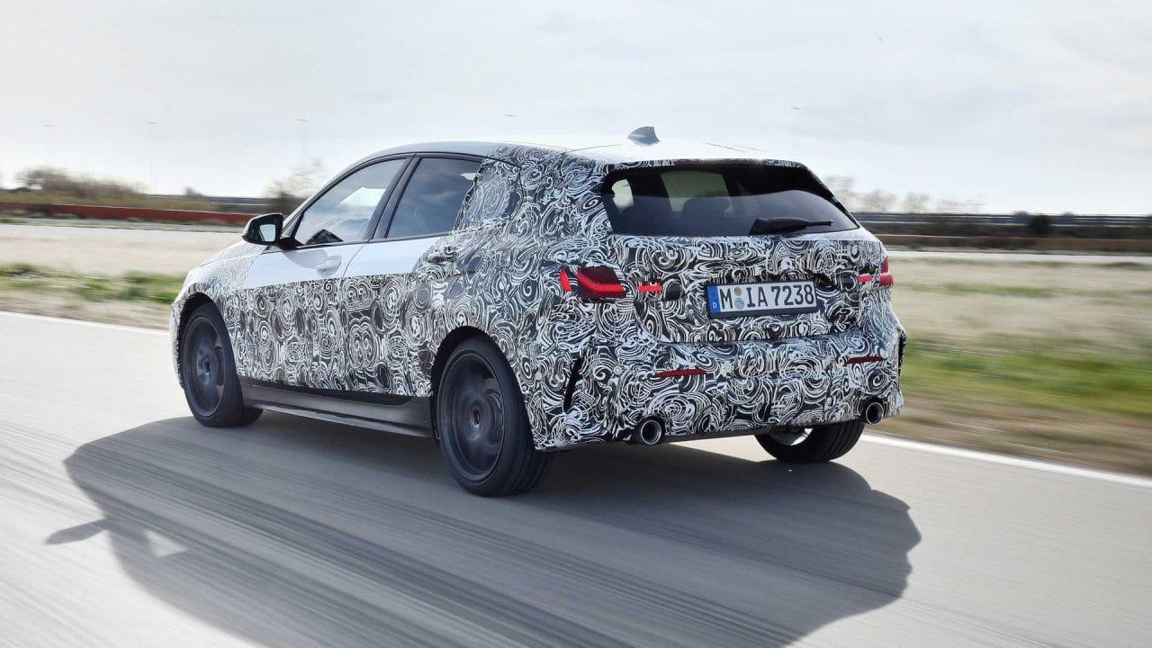 Prototype BMW Série 1