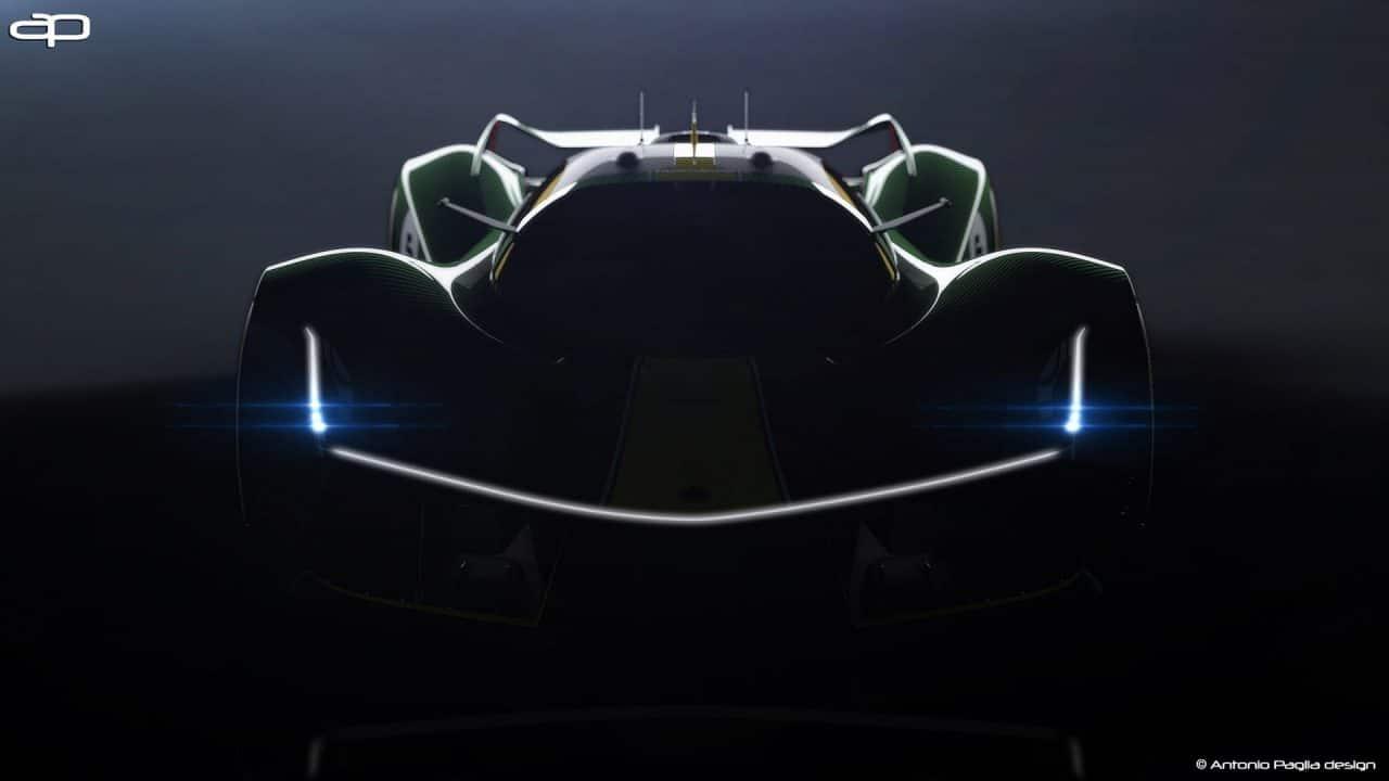 L'avenir de Lotus est en marche