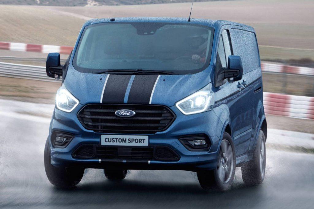 2019 Ford Transit Custom Sport
