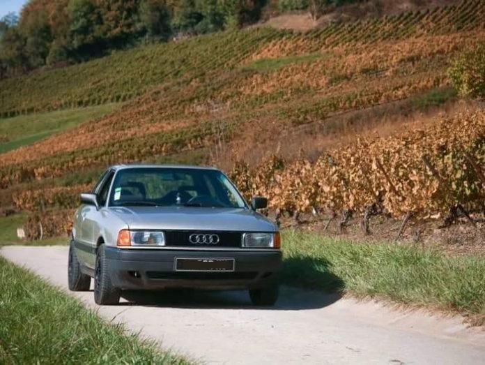 Avis des Propriétaires : Audi 80 1.8S (1986)