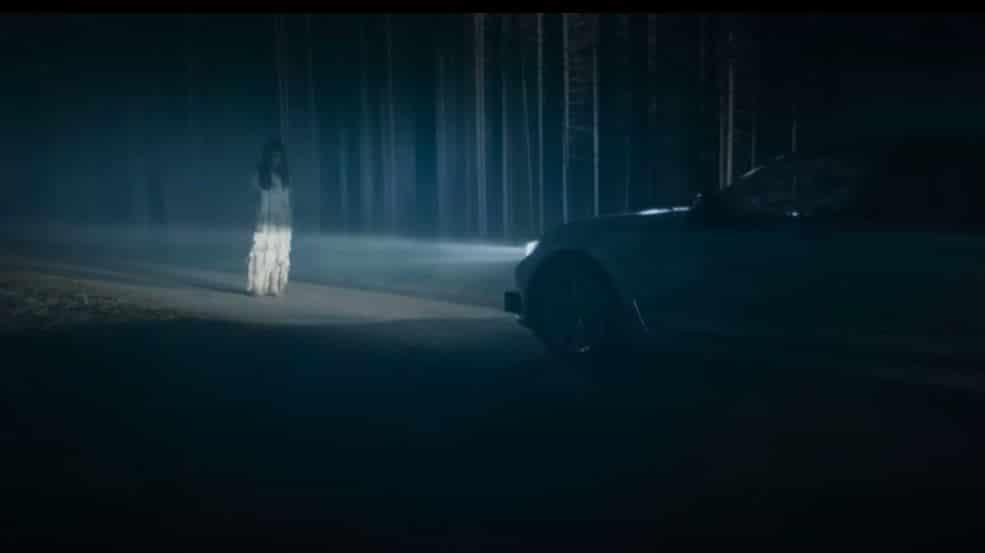 Mode autonome sur la BMW Série 7