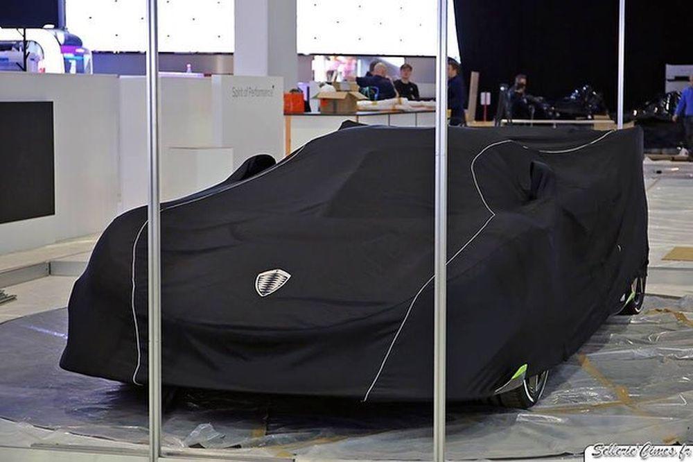 Koenigsegg Ragnarok - Salon de Genève 2019