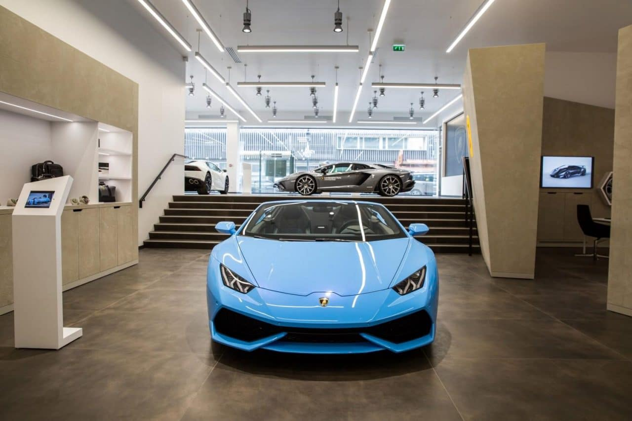 Lamborghini Selezione : vente d'occasion