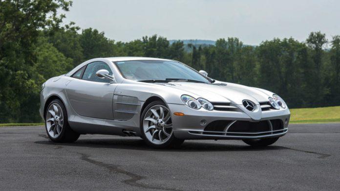 Retour de la Mercedes-Benz SLR ?