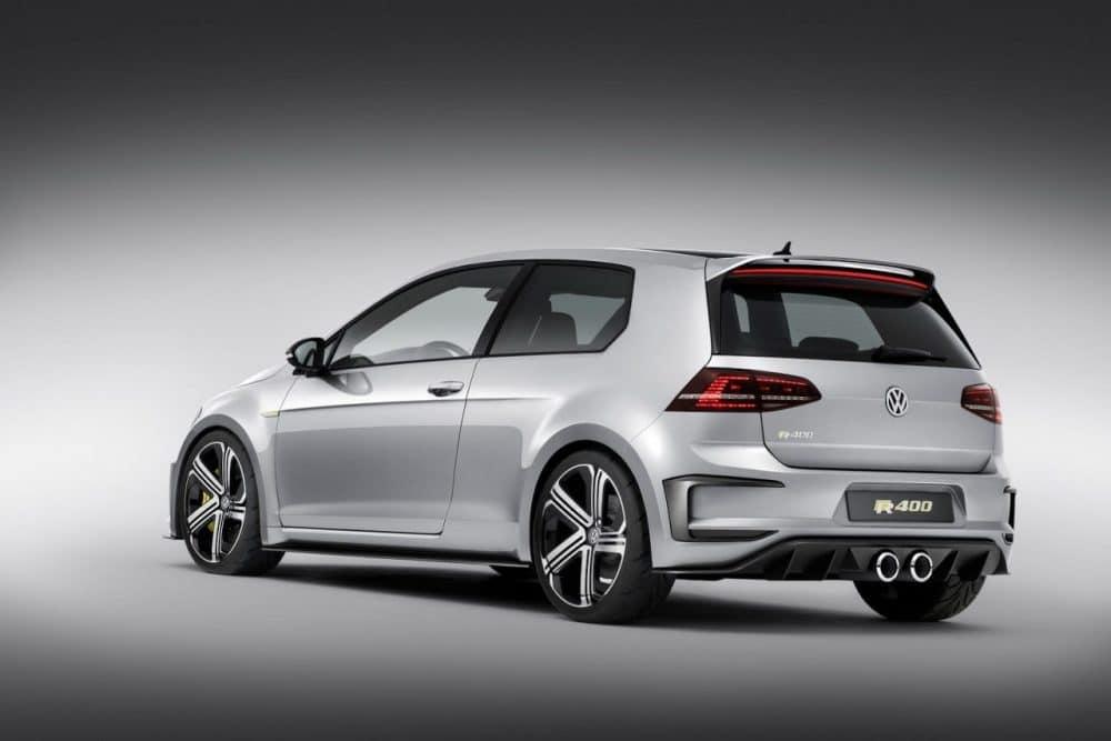 La Golf GTI et R prévues pour 2020