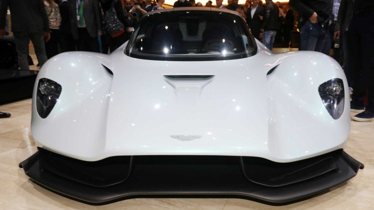 LIVE Genève 2019 : Aston Martin AM-RB 003