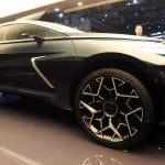 Lagonda All-Terrain Concept - Live Genève