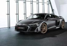 Audi R8 V10 Decinnium