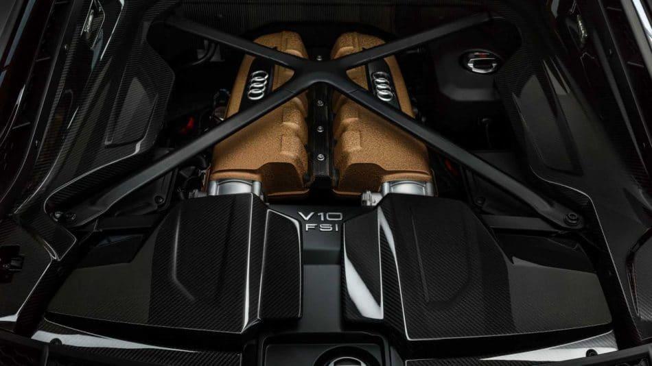 Moteur Audi R8 V10 Decinnium