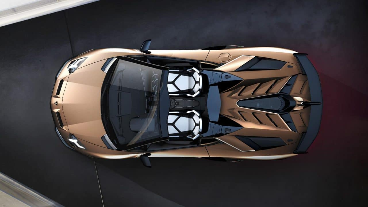 Lamborghini Aventador SVJ Roadster (1)