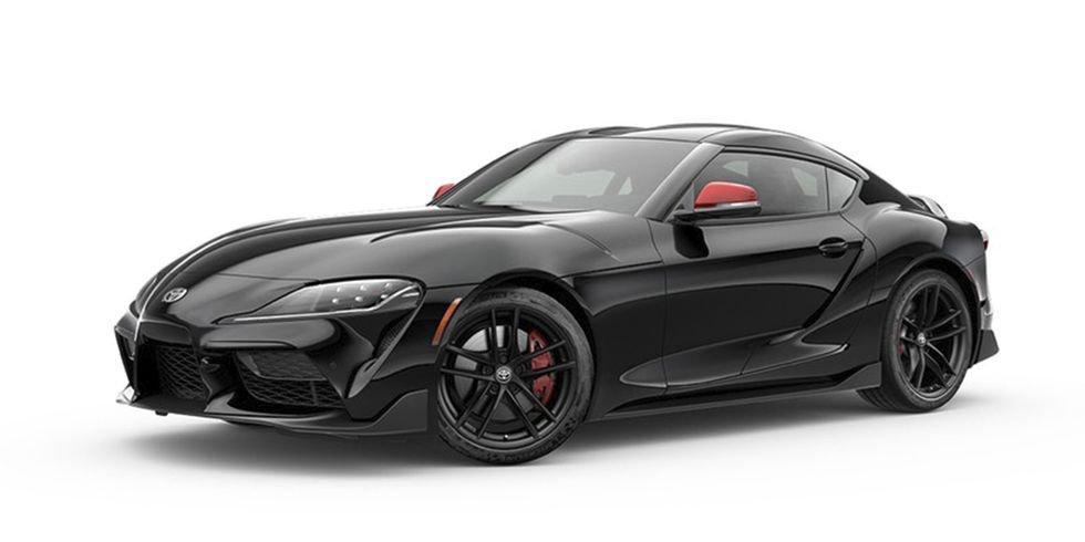 Toyota Supra : Nocturnal Black