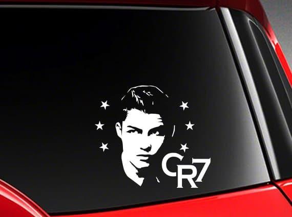 autocollant CR7
