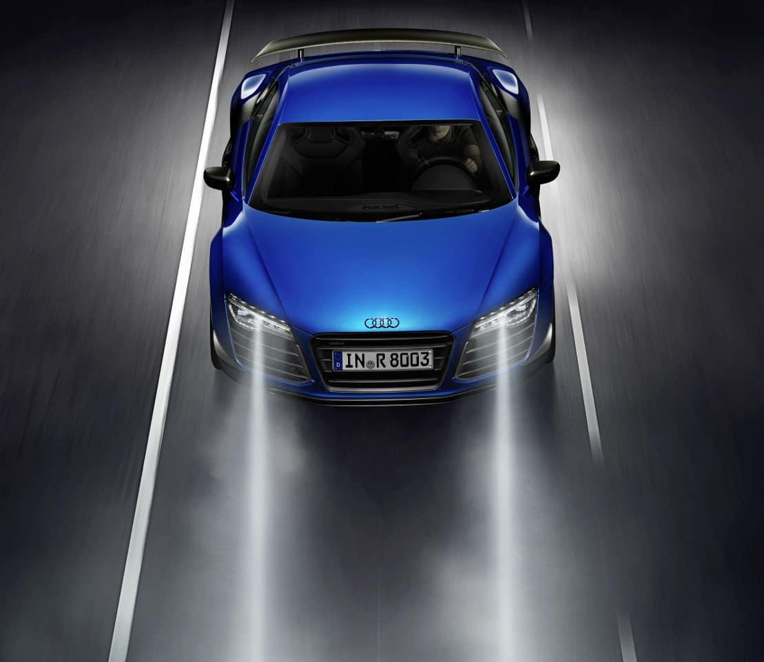 Phare laser Audi R8 LMX