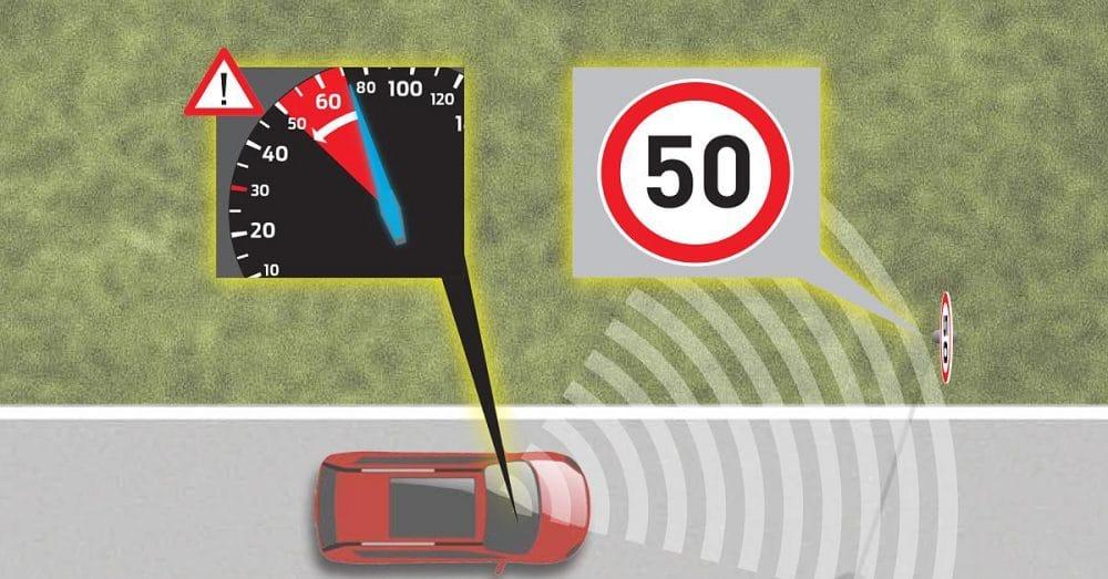 Limiteur de vitesse automatique obligatoire en 2022 ?