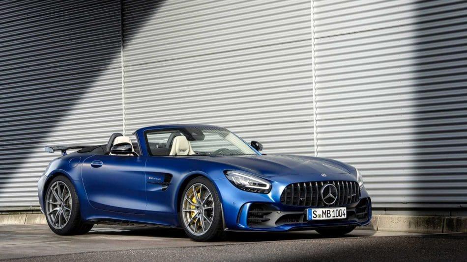Avant Mercedes-AMG GTR Roadster (2019)
