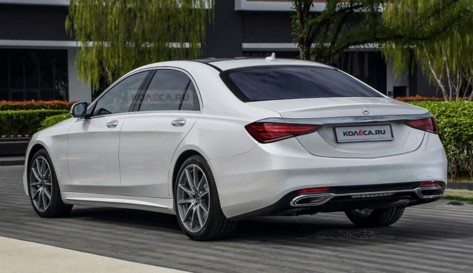 Mercedes Classe S 2020