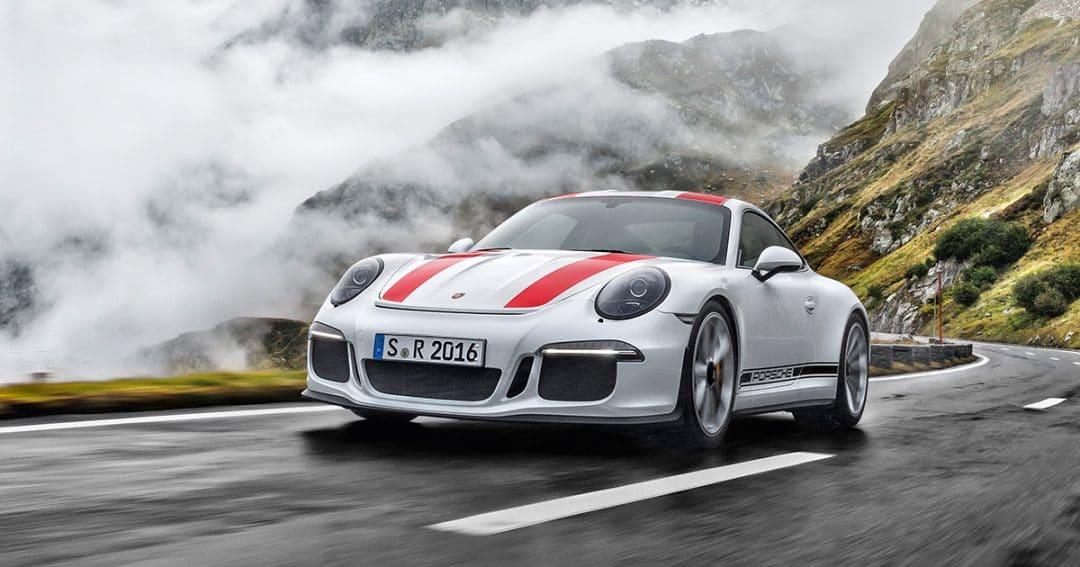 Porsche 911 R Prix