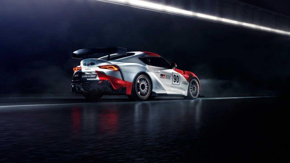 Toyota GR Supra GT4 - Genève 2019 (2)