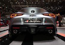 Toyota Supra Genève 2019
