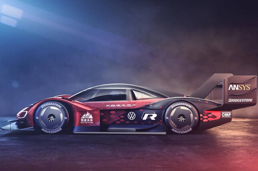 Volkswagen ID.R pour la Chine