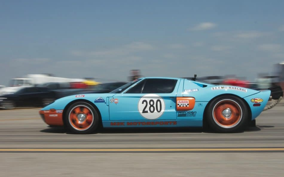 Ford GT 300 mph