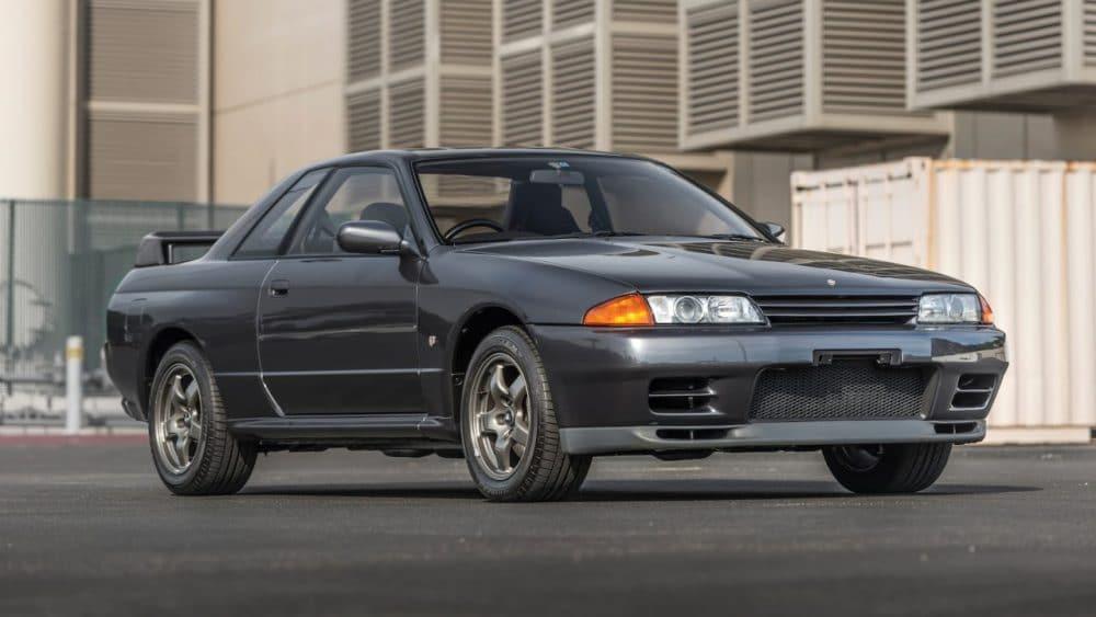 Nissan GT-R (R32)