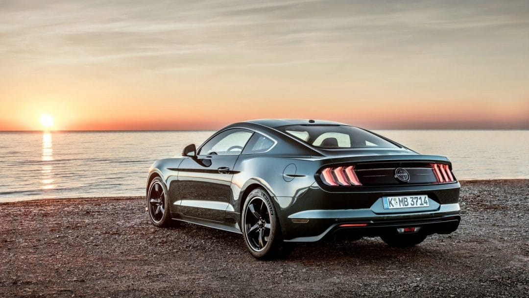 Ford Mustang, invaincue depuis 4 ans