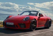 Porsche 911 (992) Speedster