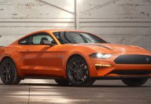 Ford Mustang EcoBoost High Performance de 330 ch
