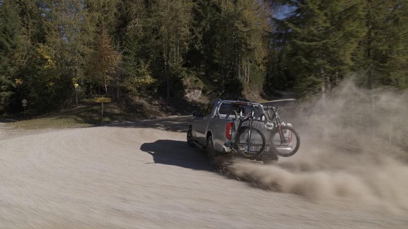 Mercedes Classe X VTT