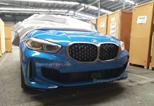 2019 BMW M135i avant