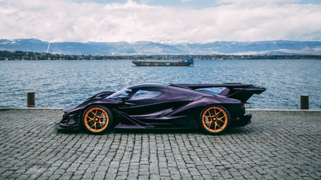 Apollo Intensa Emozione (IE) : lancement de la production