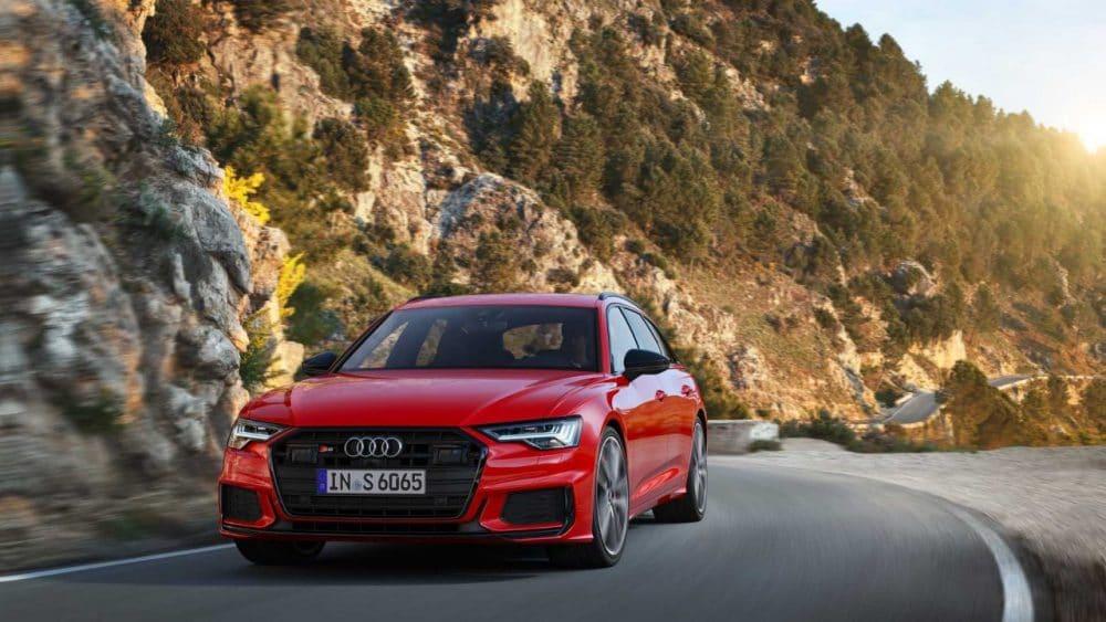 Audi A6 Avant TDI en Europe