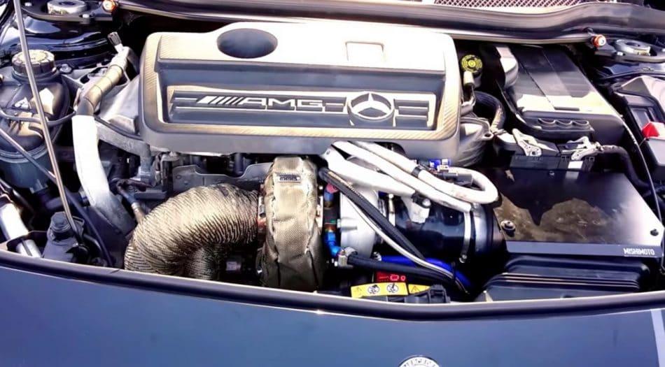 Moteur A45 AMG