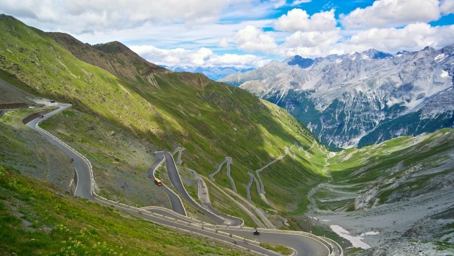 Top 8 des plus belles routes du monde sur lesquelles rouler