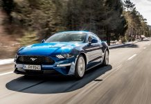 Une nouvelle Ford Mustang EcoBoost ?