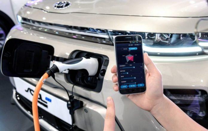 Hyundai et Kia avec application mobile pour gérer sa voiture électrique