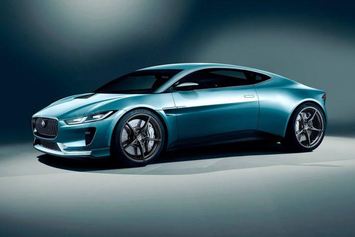 Jaguar F-Type électrique ?