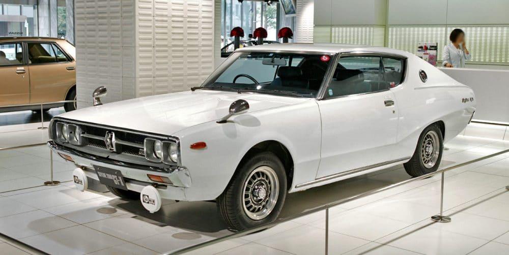 Nissan GT-R (C110)