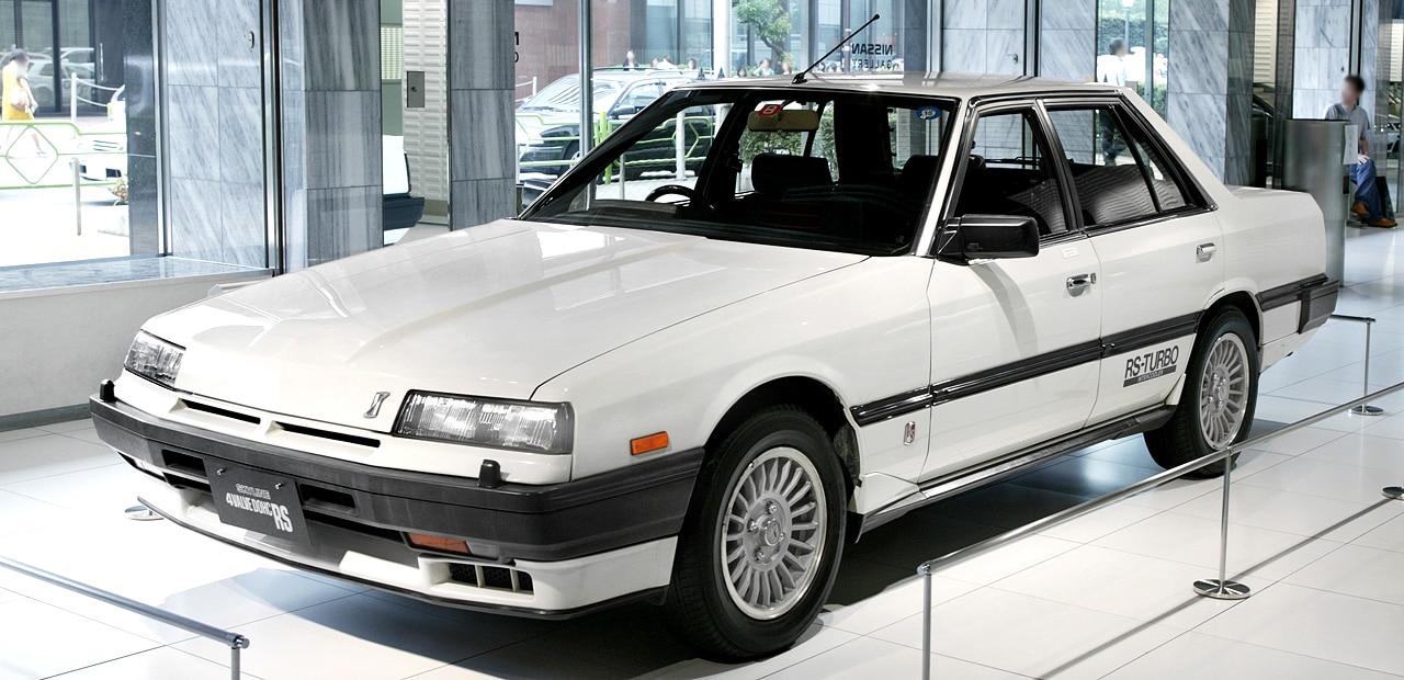 Nissan GT-R (R30)