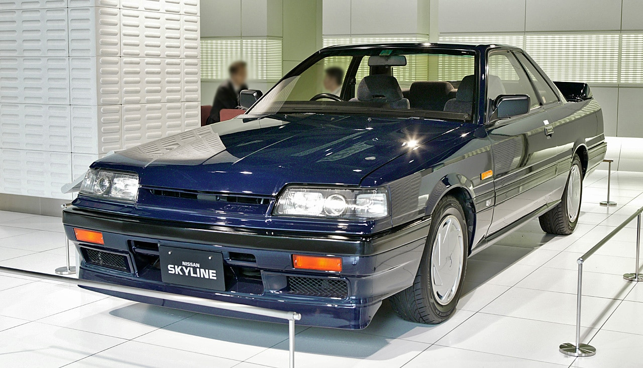 Nissan GT-R (R31)