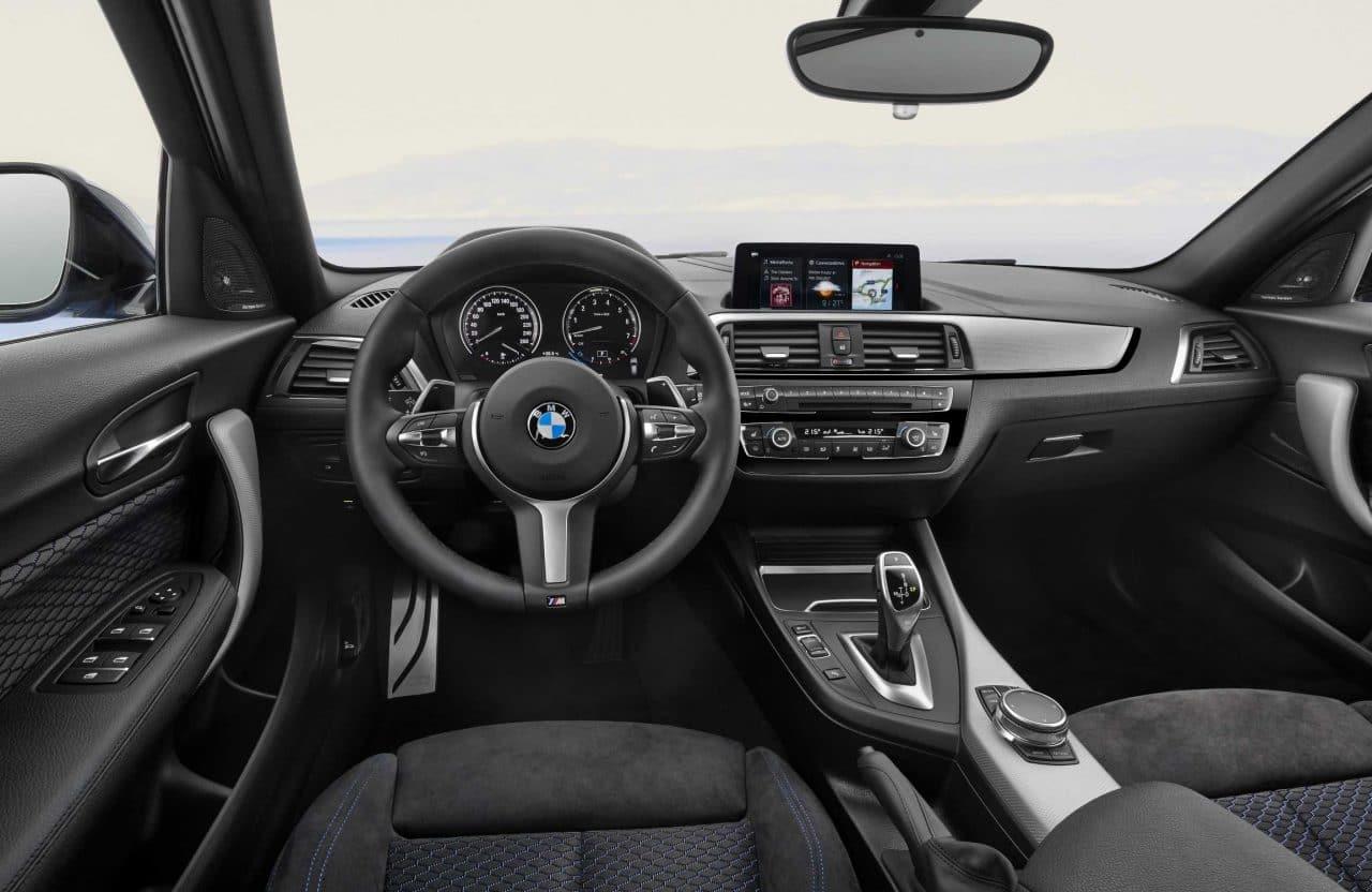 Intérieur BMW Série 1