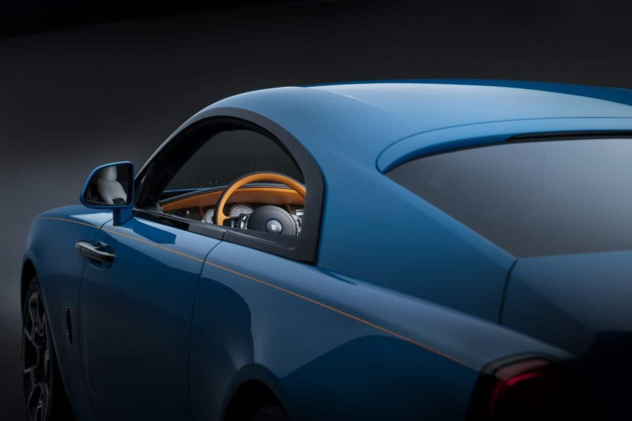 Bespoke programme Rolls-Royce