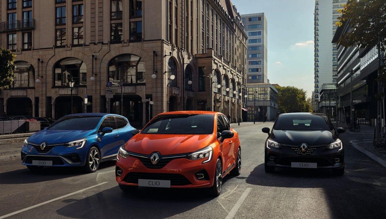 Prix catalogue de la nouvelle Renault Clio 5