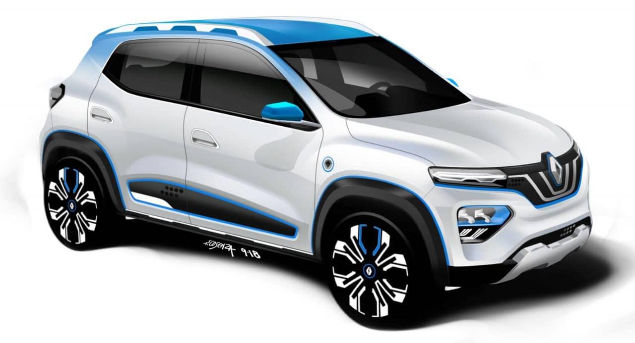 Renault City K-ZE concept