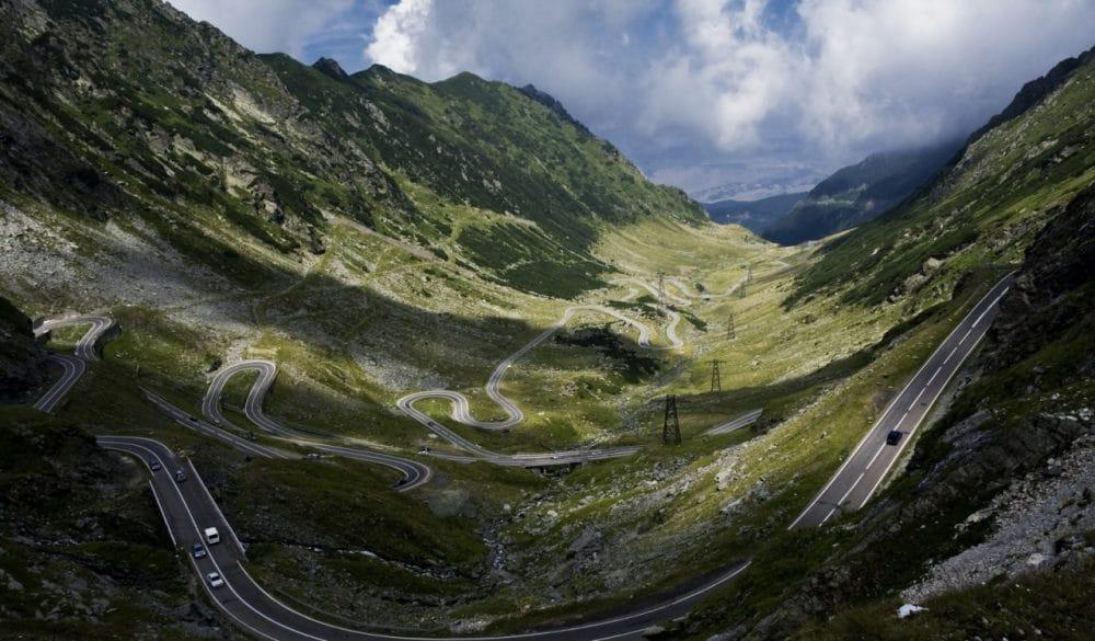 Route Transfăgăraș (Roumanie)