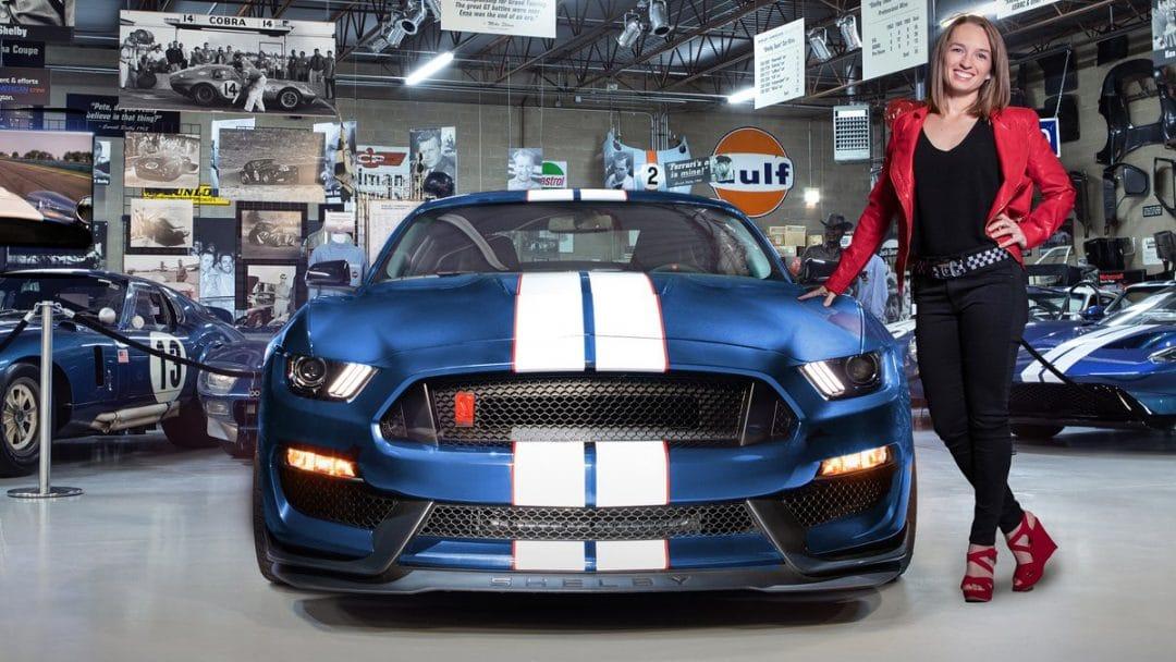 Gagnez la nouvelle Ford Mustang Shelby GT350R à la tombola